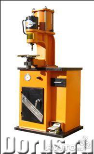 Станок клепальный QY-6 - Промышленное оборудование - Станок клепальный QY-6 , предназначенный для кл..., фото 1
