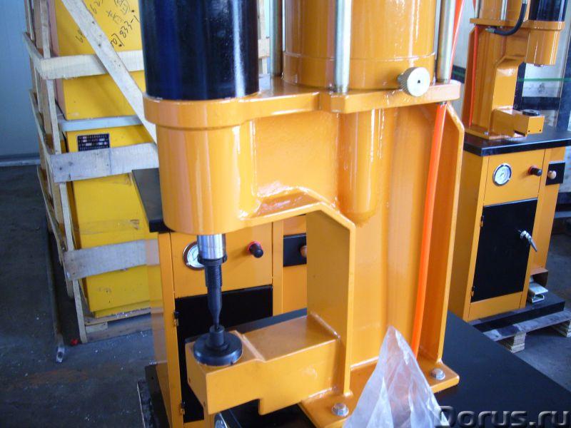 Станок клепальный QY-6 - Промышленное оборудование - Станок клепальный QY-6 , предназначенный для кл..., фото 2