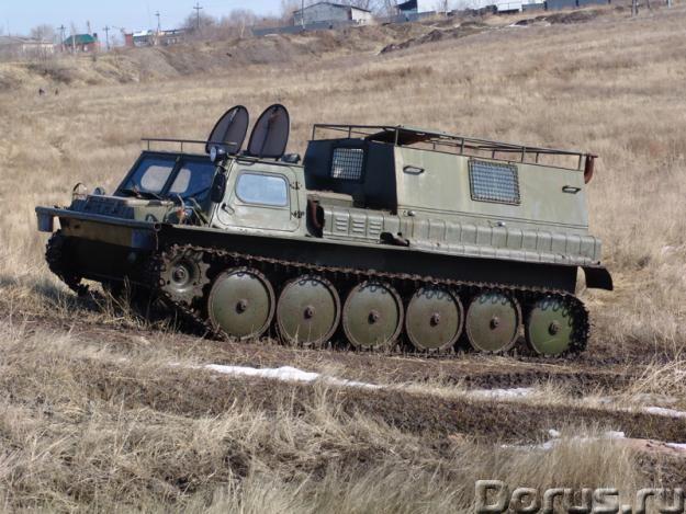 Гусеница для ГАЗ-71 - Запчасти и аксессуары - Торговый Дом Север предлагает Оригинальные запчасти на..., фото 1