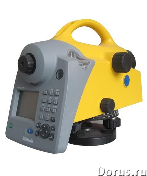 Тахеометры, теодолиты, нивелиры, GNSS (поставка и ремонт) - Строительный инструмент - Наша компания..., фото 1